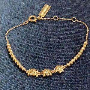 See hear and speak no evil bracelet!